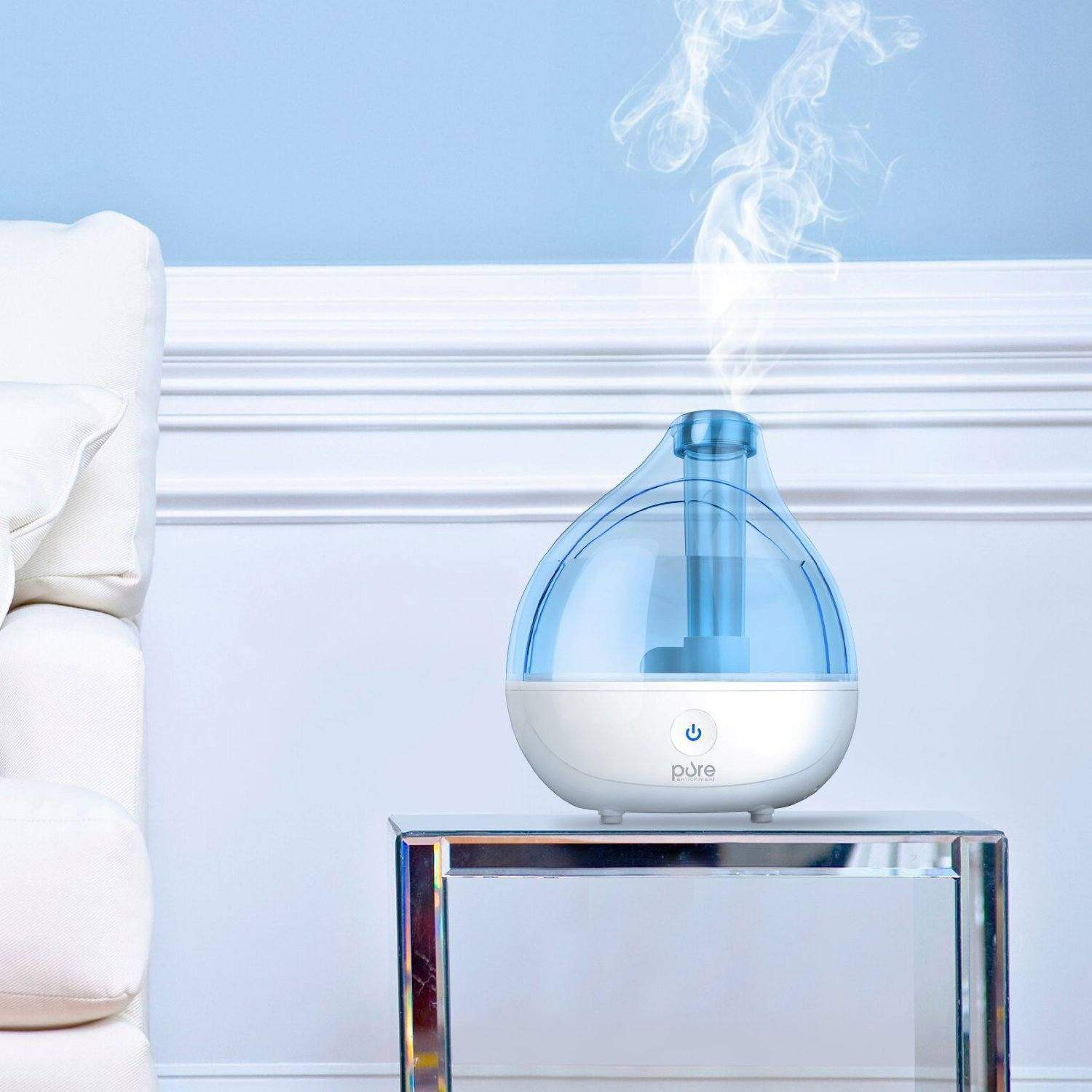 Best Cool Mist Humidifier Reviews Humidity Helper