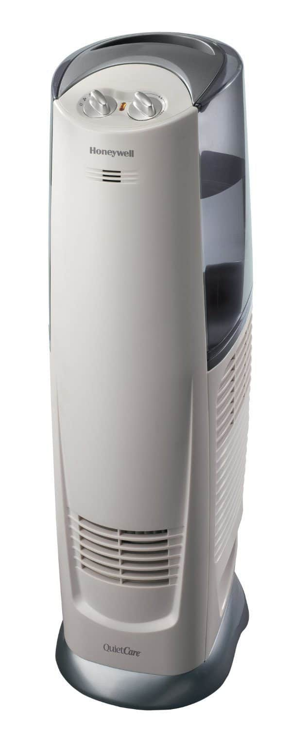 Review Honeywell Quietcare 3 Gallon Humidifier Humidity